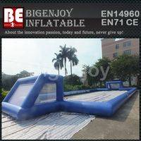 Inflatable Soap Football Field,Adults and Kids Football Field,Inflatable Football Field