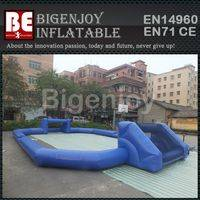 inflatable football field,portable soccer field,Commercial soccer field