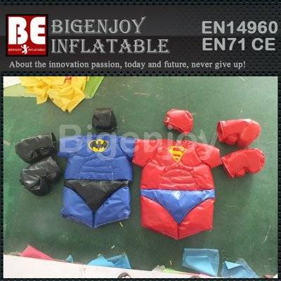 Quality foam padded sumo wrestling suits