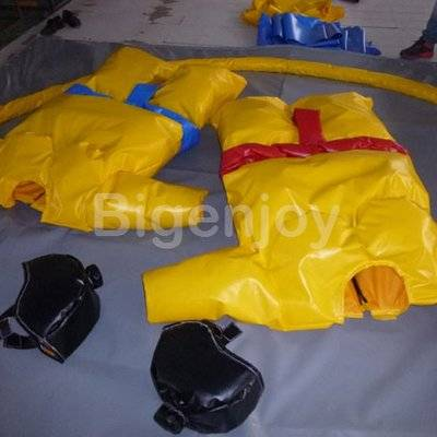 Adult sumo suits with muscle sumo wrestling
