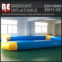inflatable swimming pool,inflatable pool for water balls,Large inflatable pool