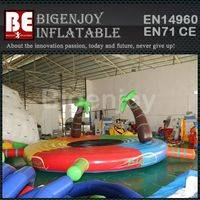 China trampoline,swimming pool trampoline,wholesale trampoline