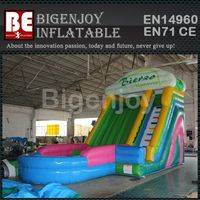 inflatable waterslide,Giant waterslide,waterslide for adults