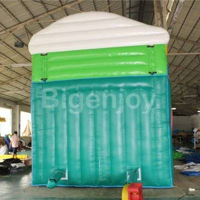 Giant inflatable waterslide for adults