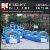 inflatable water slide,commercial water slide,Amusement water park slide
