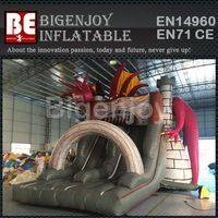 Inflatable dragon slide,Inflatable dragon bouncer,Inflatable dragon