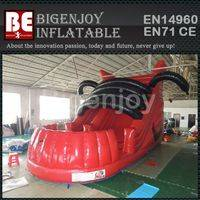 Shoes castle inflatable,inflatable bouncer and slide,Shoes inflatable slide
