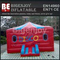 advertisng inflatable disco,disco bounce tent,inflatable bounce tent