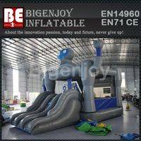 inflatable jumping bouncer,Fantastic robot inflatable,robot inflatable bouncer