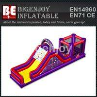 Kids inflatable,jumping bouncy combo,inflatable combo