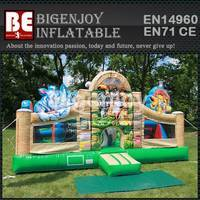 Inflatable kids playland,Inflatable amsement park,kids playland amsement park