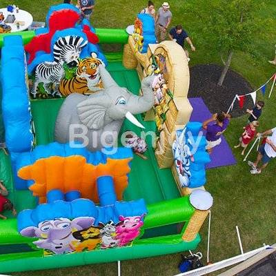 Inflatable kids playland amsement park