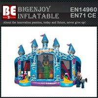 Multi Fun Centre Inflatable,Inflatable Rescue Squad Activity,Fun Centre Inflatable Rescue
