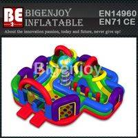 Inflatable wacky world,Inflatable fun city ,Inflatable for adult and kids