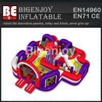 Colorful Giant Castle,Inflatable Wacky World,Colorful Inflatable World