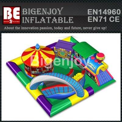 Giant Inflatable Park for Amusement Rental