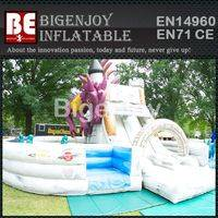 Inflatable obstacle course,Inflatable Dragons,Dragons obstacle course
