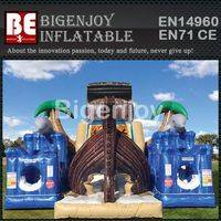 Inflatable Obstacle Courses,Inflatable Treasure Hunt Island,Obstacle Courses Treasure Island