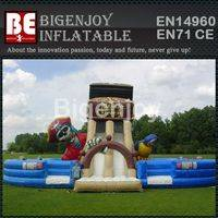Caribbean Obstacle Course,Obstacle Course Inflatable,Treasure Inflatable