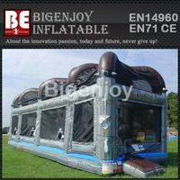 Gauntlet challenge inflatable,inflatable interactive game,Gauntlet interactive game
