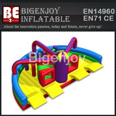 Inflatable Obstacle Courses The Ultimate Module Challenge