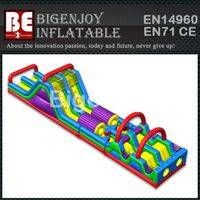 Ultimate survivor obstacle challenge,inflatable adult obstacle course,Ultimate obstacle course