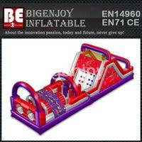 Inflatable challenge,children obstacle course,Inflatable obstacle course