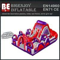 Commercial Chaos Inflatable,Assault n Obstacle Courses,Chaos Obstacle Courses