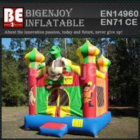 SHREK inflatable,SHREK bounce house,inflatable bounce house