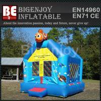Kids Inflatable Jumping,Nemo Bounce Jumping,Kids Inflatable Bounce House