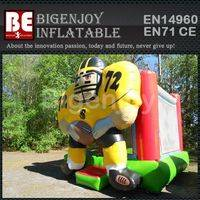 Booter inflatable,inflatable bouncer combo,Booter bouncer combo