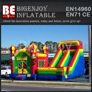 Inflatable toys rental bouncy inflatable combo