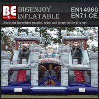 New Design Inflatable Slide,Inflatable Slide Combo Castle,Slide Combo