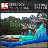 inflatable Water Slide,Rocking Slide,Rapids Slide