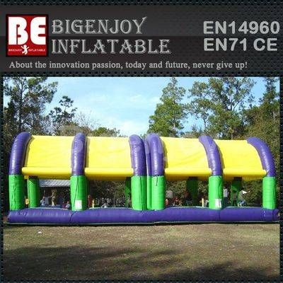 Cheap giant inflatable volleyball court