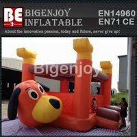 lovely dog bounce,Inflatable amusement park,Inflatable dog bounce