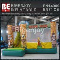 Commercial Inflatable Lion,Lion Safari Park jumper,Inflatable Safari Park jumper