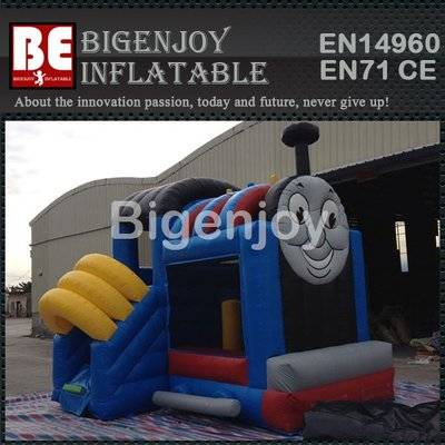 Thomas bouncy castle inflatable combo