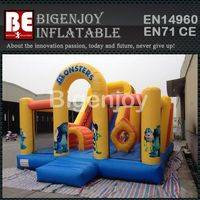 Monster Inflatable Cartoon,Monster Bouncers For Sale,Inflatable Bouncers
