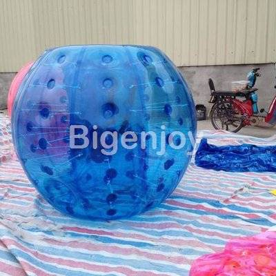 Adult bumper ball inflatable soccer bubble ball for sale