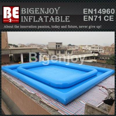 Inflatable Adult Swimming Pool Custom Made Inflatable Pool