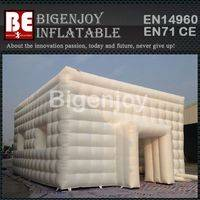 Giant large Led air dome ,party event inflatable dome ,bubble camping inflatable tent