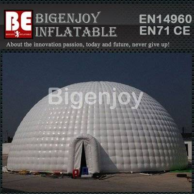 Large advertising inflatables tent inflatable building tent