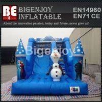Frozen Princess Slide,Inflatable Slide,Commercial Grade Slide