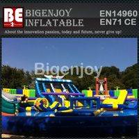 Customized size water park,garden water slide,Customized water slide