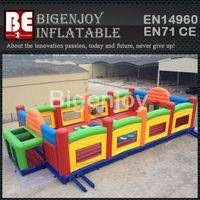 Inflatable football pitch,sports games ball field,Inflatable ball field