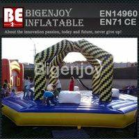 Attractive inflatable games,inflatable wrecking ball,wrecking ball games