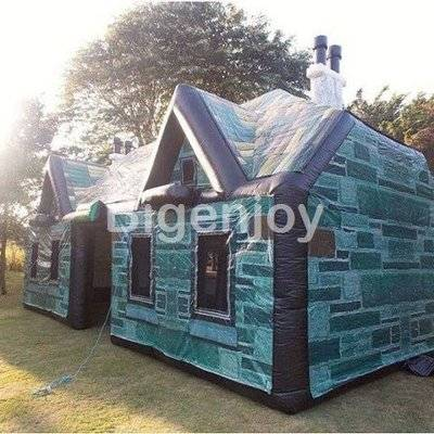 Customized inflatable tent pub