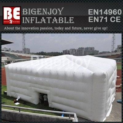 Inflatable marquee tent Service Equipment for exhibition