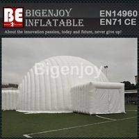 exhibition inflatable tent,inflatable tent,Gant white tent